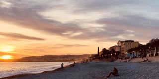 5 balades romantiques à Nice