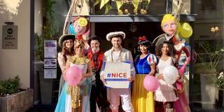 Nice capitale de la mode - Carnaval 2020
