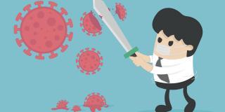 Charte Stop-Coronavirus de votre hôtel de Menton