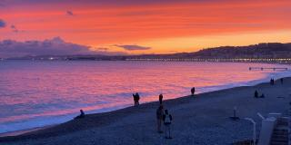 The best 5 spots in Nice for sunsets