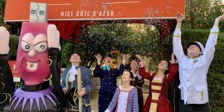 Votre hôtel 4 étoiles pour le Carnaval de Nice 2020