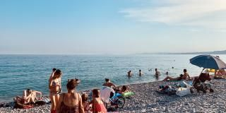 The best beaches near Nice