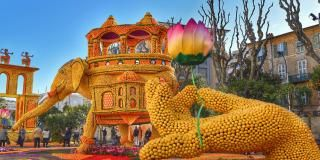 Gagnez un séjour à Menton pendant la Fête du Citron 2020 !