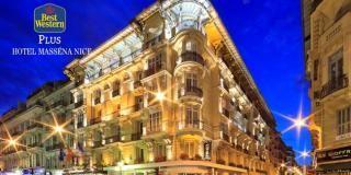 Hotel Masséna Nice becomes BEST WESTERN PLUS Hotel Masséna Nice