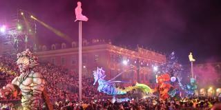 Réservez votre hôtel au cœur du Carnaval de Nice 2019 !