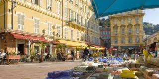 Balade dans le Vieux-Nice