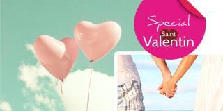 Saint-Valentin : offrez-lui le soleil de Nice