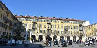 What to do in Nice: discover Garibaldi Square