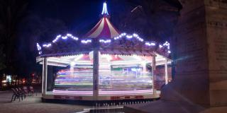 Christmas and New Year festivities in Menton