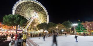 Noël à Nice au Best Western Plus Hôtel Masséna