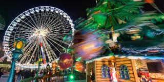Noël à Nice 2017 : 6 lieux à ne pas manquer