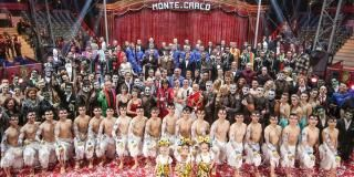 42ème Festival International du Cirque de Monte-Carlo