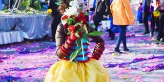 Programme du Carnaval de Nice 2018