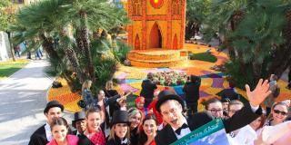 La fête du citron au Quality Hotel Menton Méditerranée