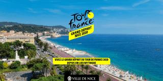 Vivez à 100% le départ du Tour de France 2020 à Nice