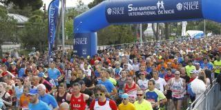Semi-Marathon International de Nice !