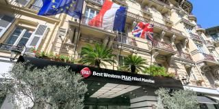 L'Hôtel Masséna Nice obtient le badge « Meilleur Hôtel KAYAK 2019 »