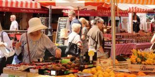 Les marchés de Nice